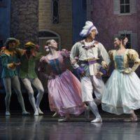 2007-02-23 Eugene, Oregon, USA Eugene Ballet Company performs Pulcinella. Photo Credit: Ari Denison