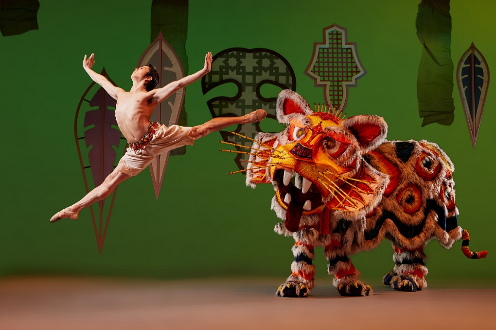 Mowgli Jungle Book Ballet