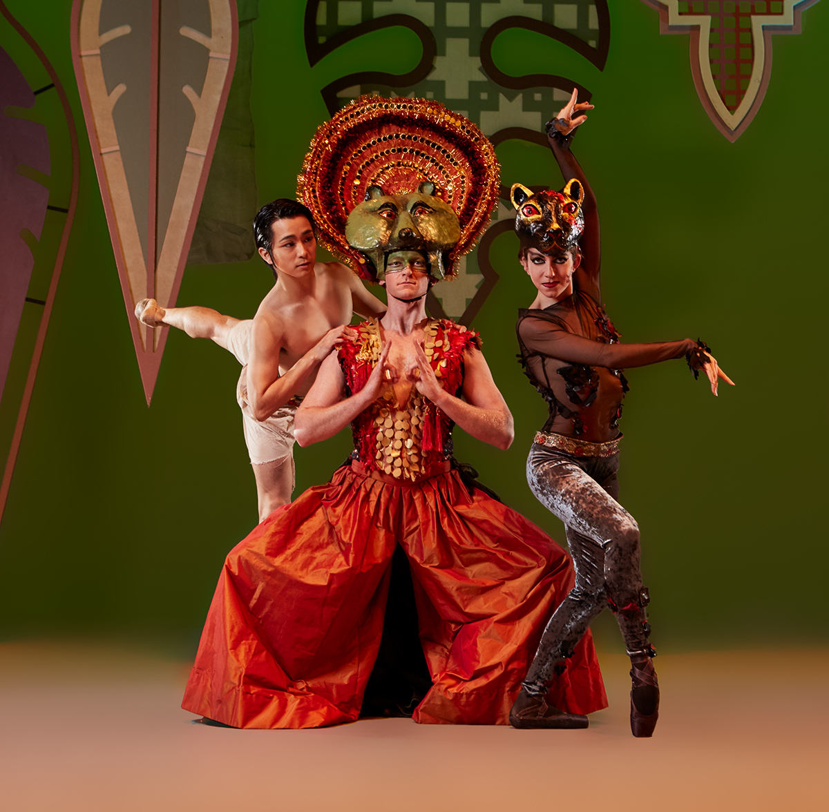 5 Reasons To See Mowgli – The Jungle Book Ballet This Weekend!