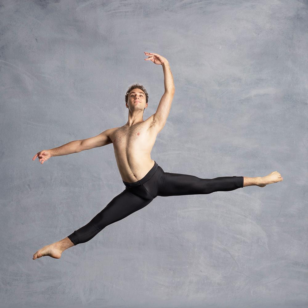 Dancer Of The Week Alessandro Angelini Eugene Ballet