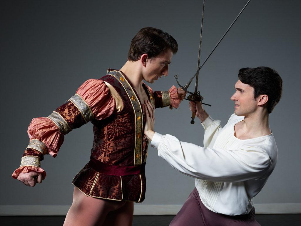 Romeo Juliet This Weekend Eugene Ballet