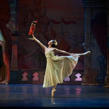 2017-12-21 Eugene, Oregon USA. Eugene Ballet Company performs Nutracker. Photo Credit: Aran (Ari) Denison